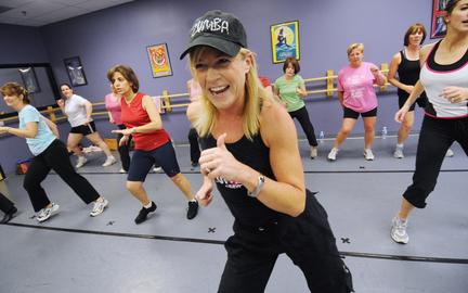 zumba exercise workout